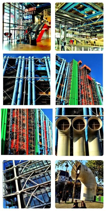 Pompidou mosaikk