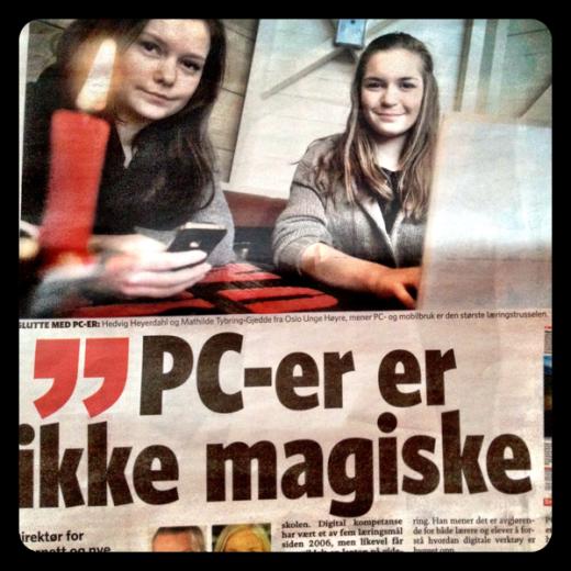 PC-er er ikke magiske