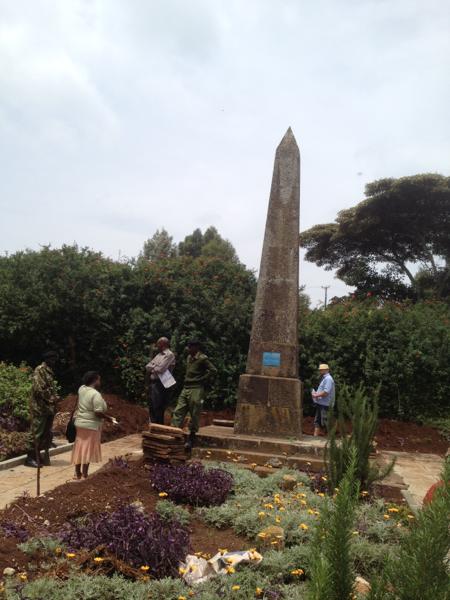 Denys Finch Hatton's grave # 4