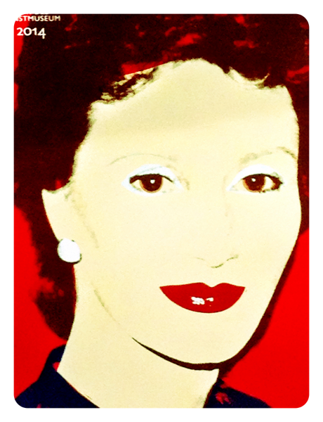 Sonja by Warhol 2014
