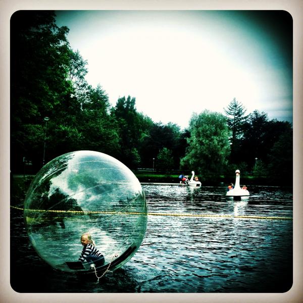 Agnes i boblen