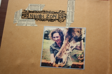 Kenya 2014 album # 2