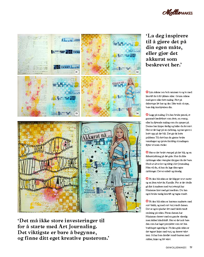 Art Journaling ved Ellen Roberg Askim_Page_4